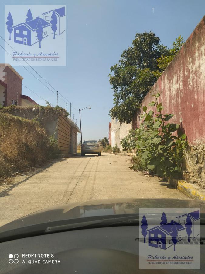 Foto Terreno en Venta en  Pueblo Ocotepec,  Cuernavaca  Ocotepec