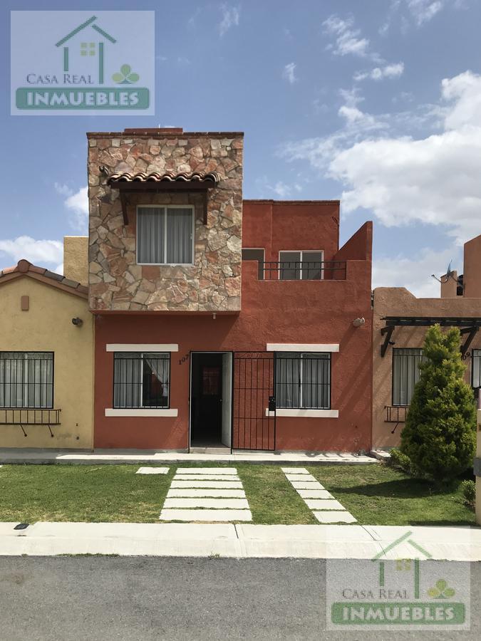 Foto Casa en Renta en  Zempoala ,  Hidalgo  Casa amueblada en Renta  Fracc. Real Navarra