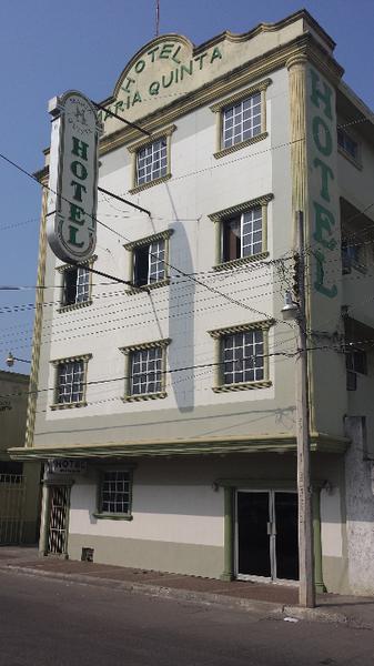 Foto Edificio Comercial en Venta en  Tampico Centro,  Tampico  Venta de Hotel en Tampico Col.Tampico Centro, Quinta María