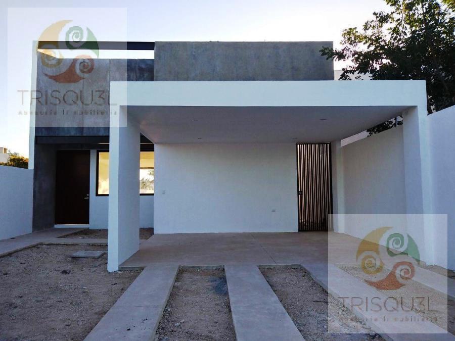 Foto Casa en Venta en  Fraccionamiento Nuevo Yucatán,  Mérida  Nuevo Yucatán mod Caelum casa en venta, Mérida  Yucatán