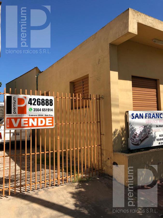 Foto Galpón en Venta en  Independencia,  San Francisco  CARLOS BOERO ROMANO al 400