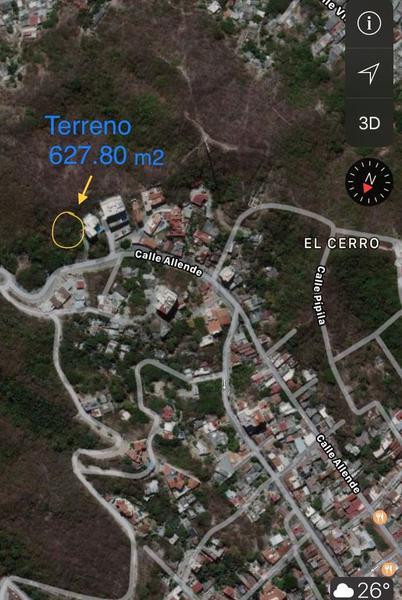 Foto Campo en Venta en  El Cerro,  Puerto Vallarta  El Cerro