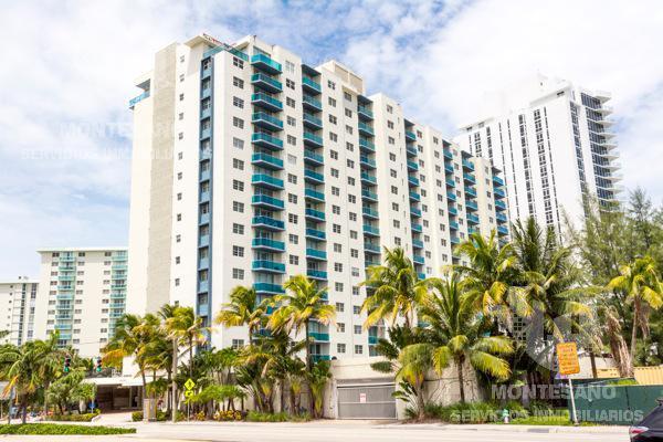 Foto Departamento en Alquiler temporario en  Miami-dade ,  Florida  4001 South Ocean Drive, Hollywood