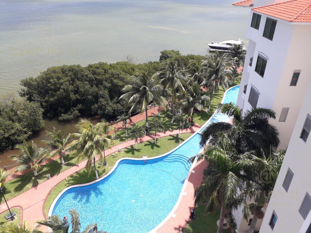 Foto Departamento en Venta en  Zona Hotelera,  Cancún          En Venta Exclusivo Penthouse en Isla Dorada Cancún C2536