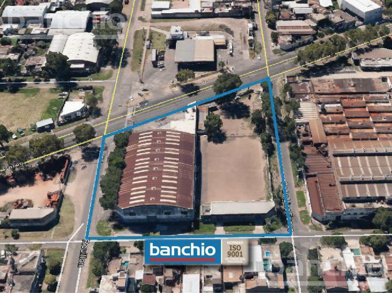 PTE. PERON al 5700, Santa Fe. Venta de Terrenos - Banchio Propiedades. Inmobiliaria en Rosario