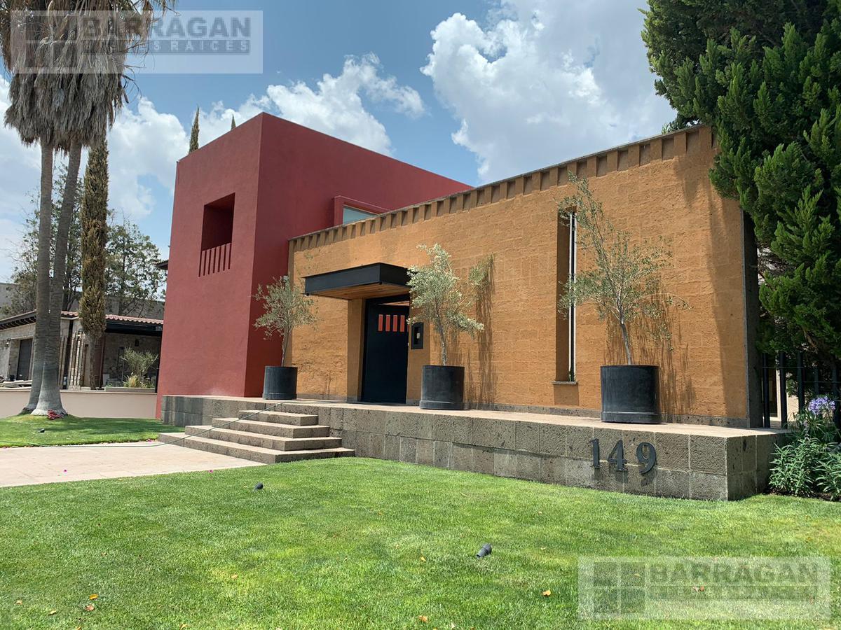 Foto Casa en Renta en  Fraccionamiento El Campanario,  Querétaro  Espectacular Casa con Vista al Campo de Golf en Renta El Campanario, Querétaro