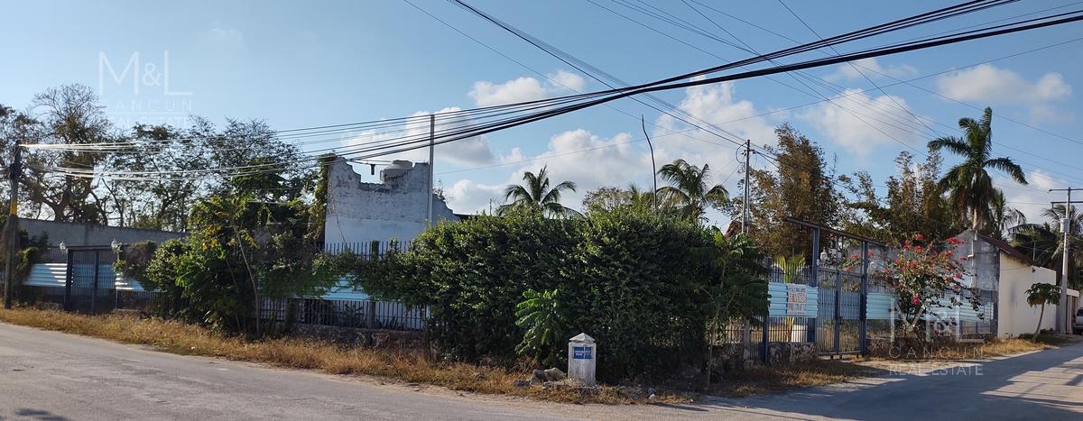 Foto Terreno en Venta en  Doctores II,  Cancún  Terreno en Venta en Cancún. 1110 m2 con Loft en Doctores