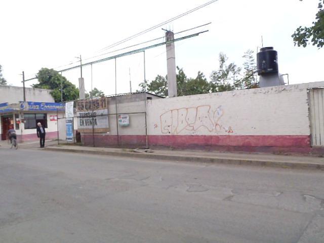 Foto Campo en Venta |  en  La Guadalupana,  Cuautitlán  Terreno Comercial e Industrial en Venta Col. Guadalupe Cuautitlan