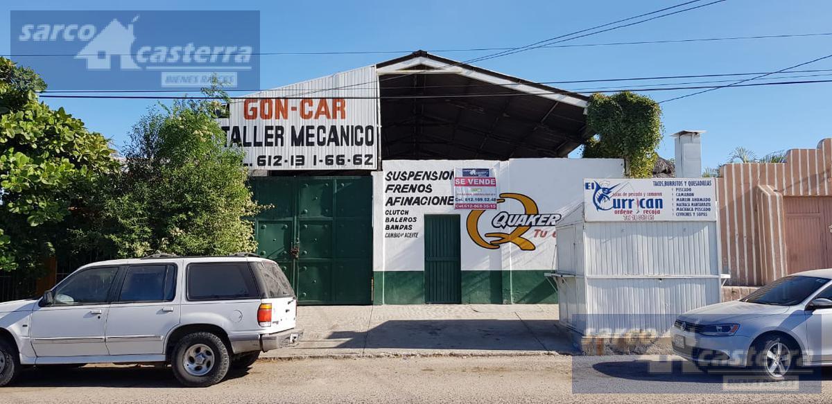 Foto Baulera en Renta en  Emiliano Zapata,  La Paz  Bodega Alvarez Rico