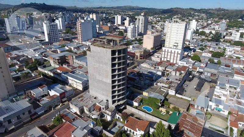 Foto Edificio Comercial en Venta en  Tandil ,  Interior Buenos Aires  Edificio a terminar 50 hab.