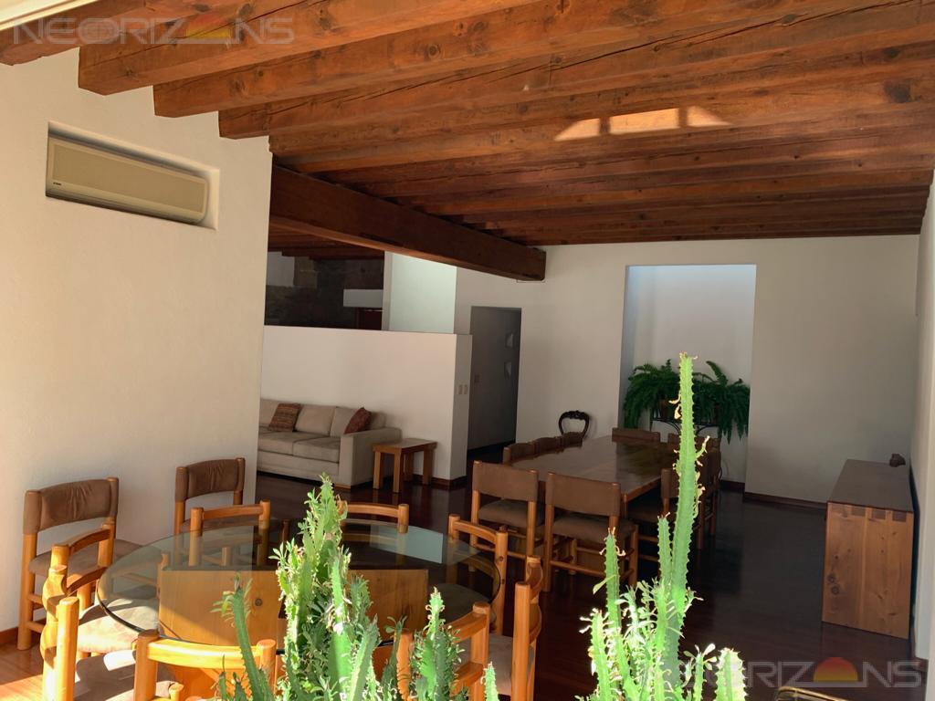 Foto Casa en Venta | Renta en  Villantigua,  San Luis Potosí  Preciosa Residencia en Fracc. Villantigua con Recámara  Principal en Planta Baja con Opción AMUEBLADA
