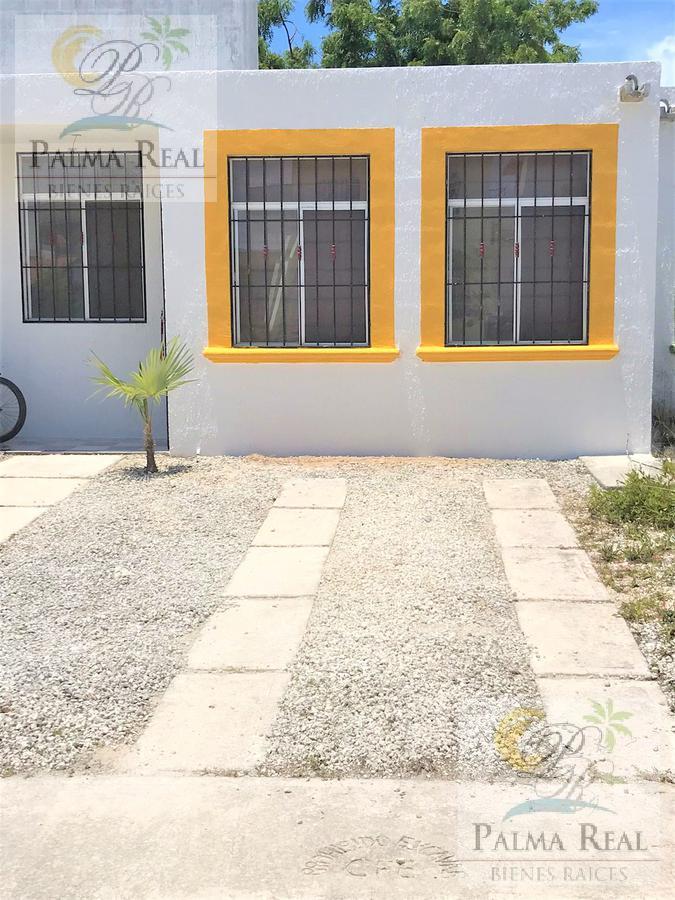 Foto Casa en Venta en  Quintana Roo ,  Quintana Roo  HERMOSA CASA DE 1 PSIO PUERTO MORELOS SOLO 3 MIN AL MAR!