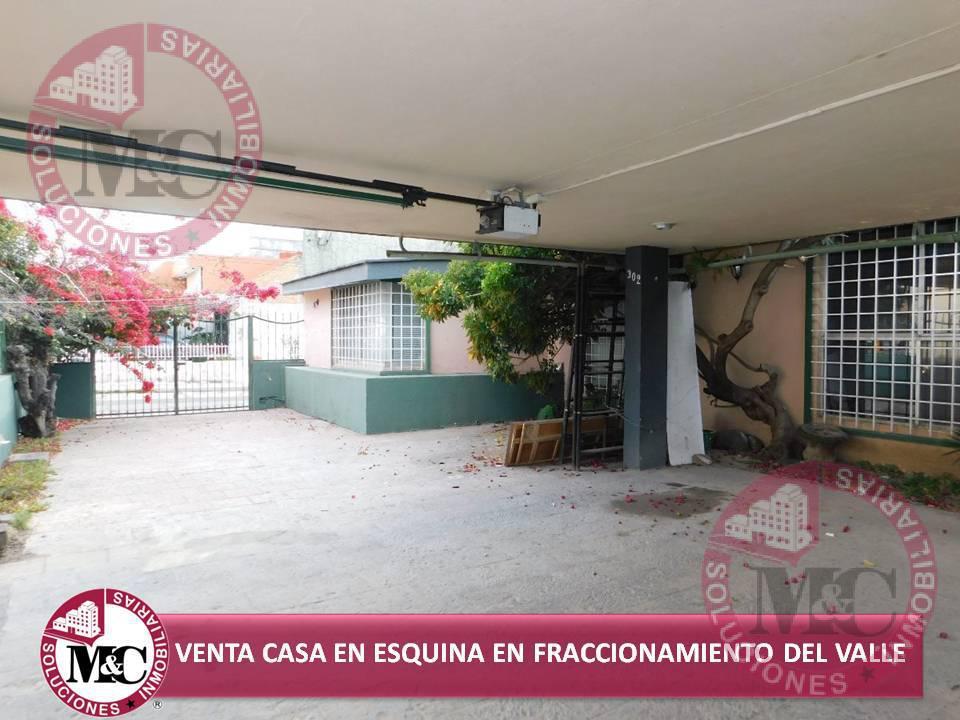 Foto Casa en Venta en  Fraccionamiento Residencial del Valle,  Aguascalientes  MC VENTA CASA DE UNA PLANTA EN FRACCIONAMIENTO DEL VALLE 1A. SECC