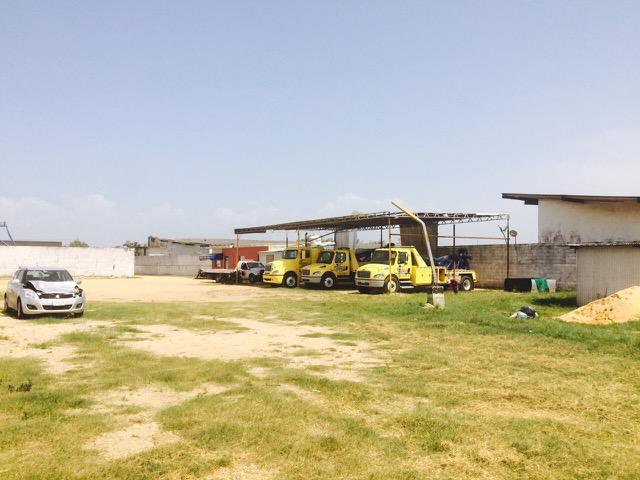 Foto Terreno en Renta en  Tierra Nueva,  Coatzacoalcos  Terreno comercial sobre Carr. Coatza-Mina Km. 7.5, 18,000 m2