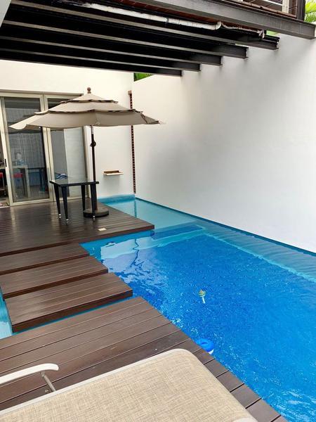 Foto Casa en condominio en Venta en  Benito Juárez ,  Quintana Roo  RESIDENCIA EN VENTA EN PALMARIS, CANCUN