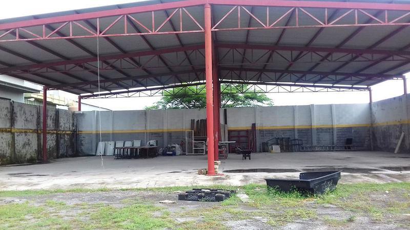 Foto Terreno en Renta en  Zona industrial Bruno Pagliai,  Veracruz  PATIO EN RENTA PARA RESGUARDO DE UNIDADES