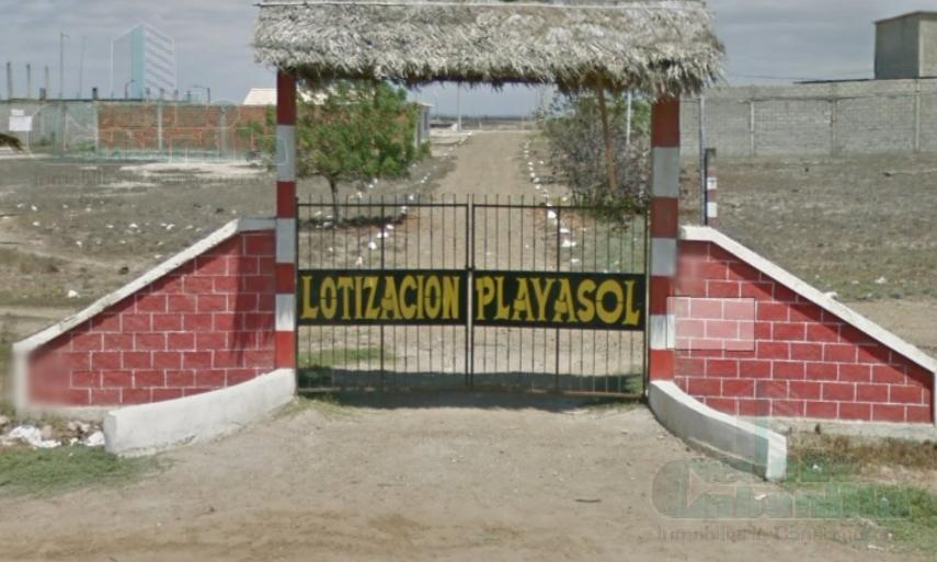 Foto Terreno en Venta en  Norte de Playas,  Playas  VENDO TERRENO EN PLAYASOL- PLAYAS