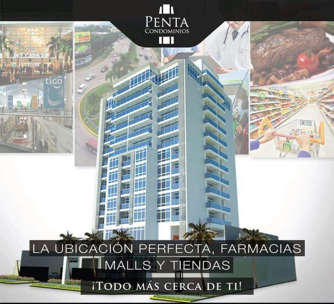 Foto Departamento en Renta en  Rio Piedras,  San Pedro Sula  Condominio en Renta PENTACONDOMINIOS