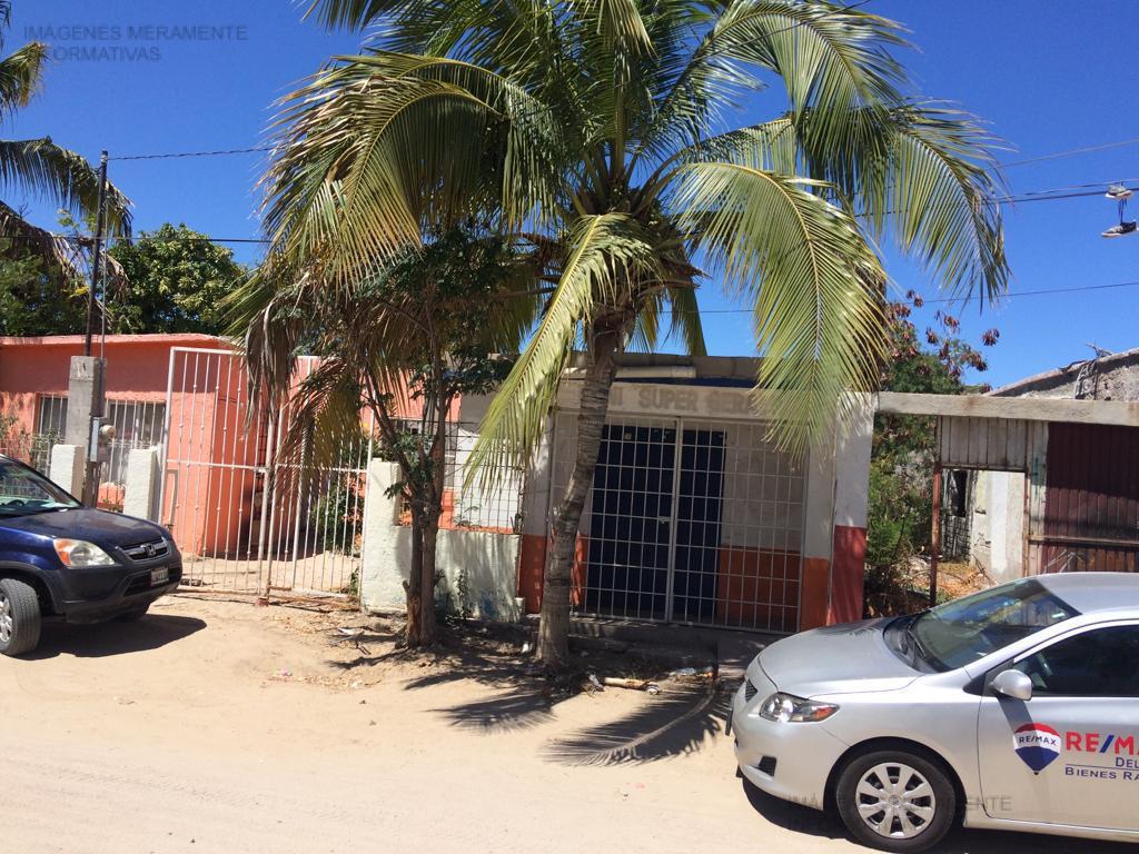 Foto Casa en Venta en  Barrio El Manglito,  La Paz   Casa-Terreno Topete