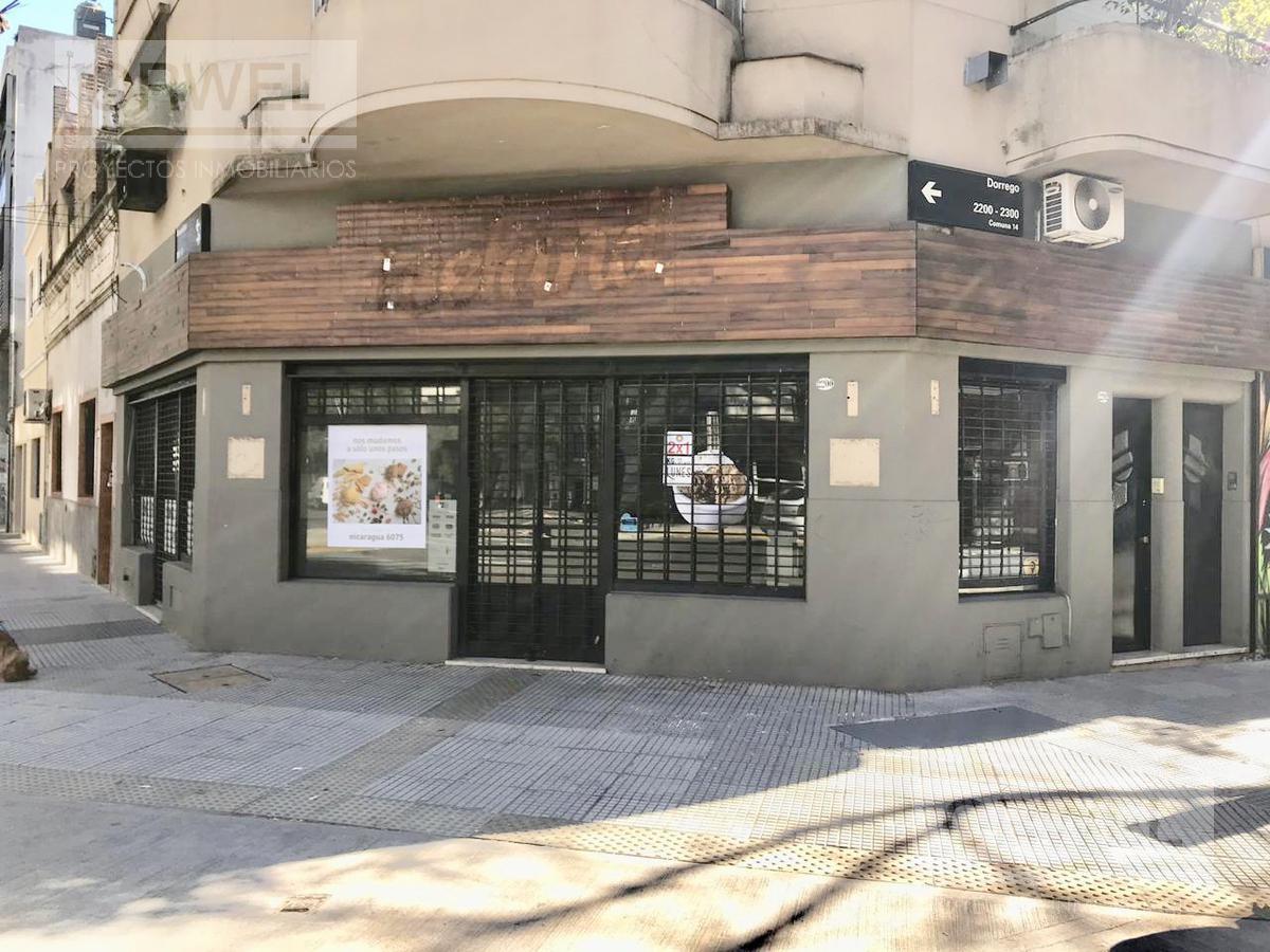 Foto Local en Alquiler en  Palermo ,  Capital Federal  Dorrego al 2200