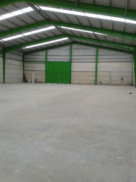 Foto Bodega Industrial en Renta |  en  Chachapa,  Amozoc  Chachapa