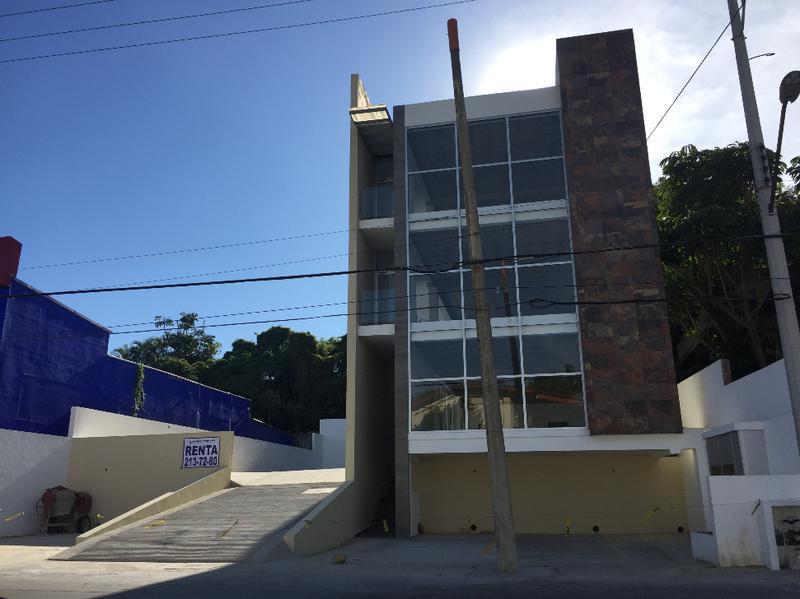 Foto Oficina en Renta en  Fraccionamiento Loma de Rosales,  Tampico  ELO-351 OFICINAS COL. LOMAS DE ROSALES EDIFICIO 3 NIVELES TAMPICO TAM.
