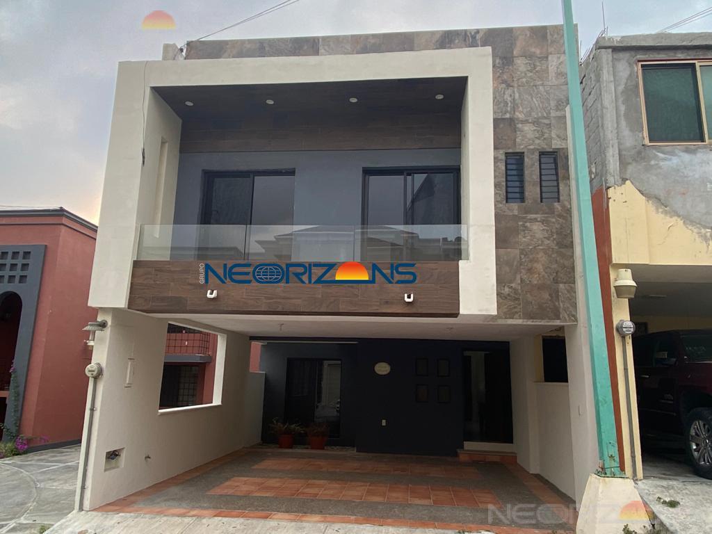 Foto Casa en Renta en  Fraccionamiento Los Arcángeles,  Tampico  Casa Amueblada en Renta | Fracc. Los Arcángeles, Tampico
