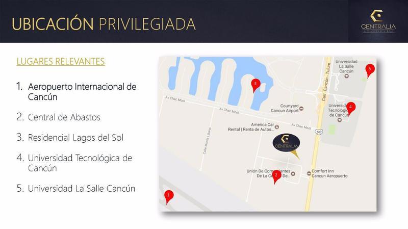 Foto Oficina en Venta en  Central de Abasto,  Cancún  Oficinas y locales comerciales en Cancun