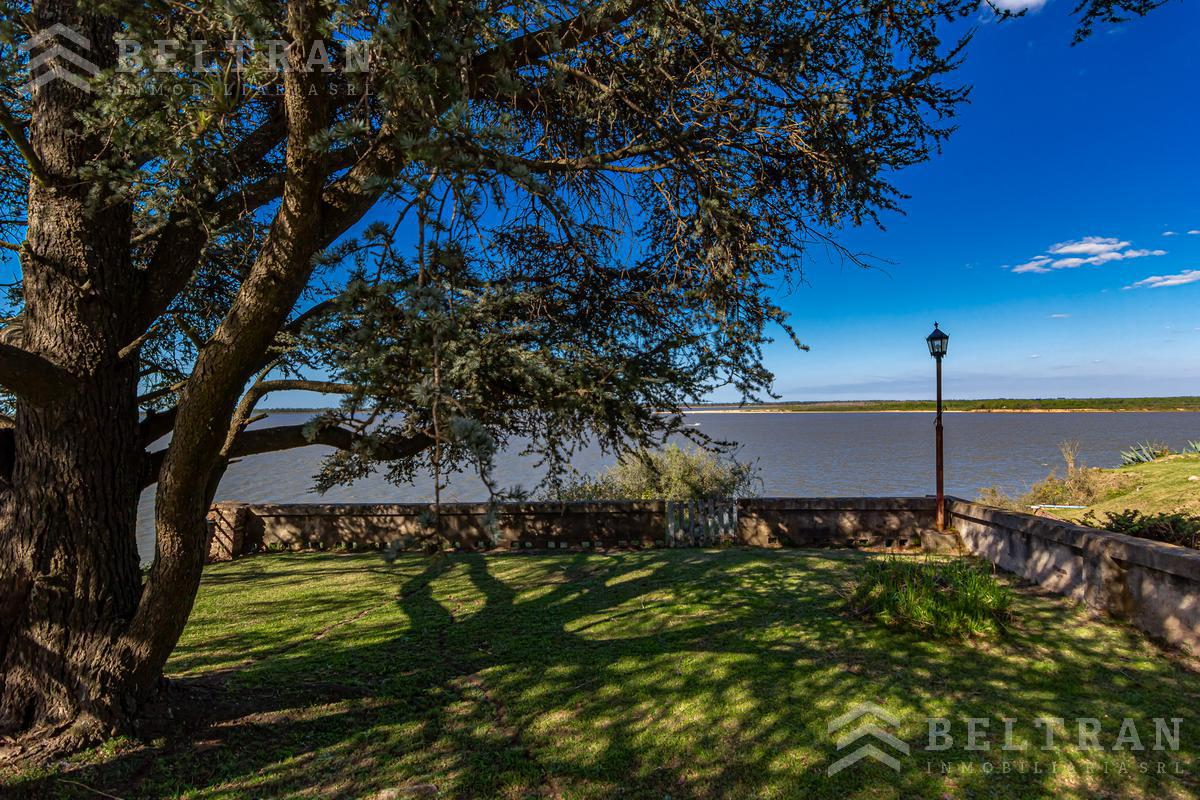 Foto Casa en Venta en  Pueblo Esther ,  Santa Fe  Pueblo Esther.  Inigualable propiedad con bajada al río. Independencia al 800