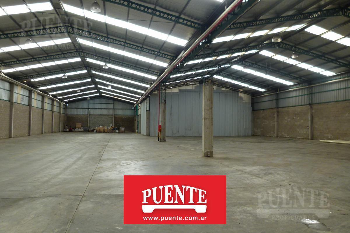 Foto Nave Industrial en Alquiler en  Canning,  Ezeiza  Parque Industrial Canning Ezeiza