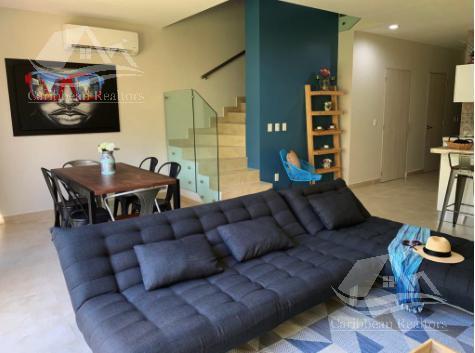Picture House in Rent in  Solidaridad ,  Quintana Roo  Solidaridad