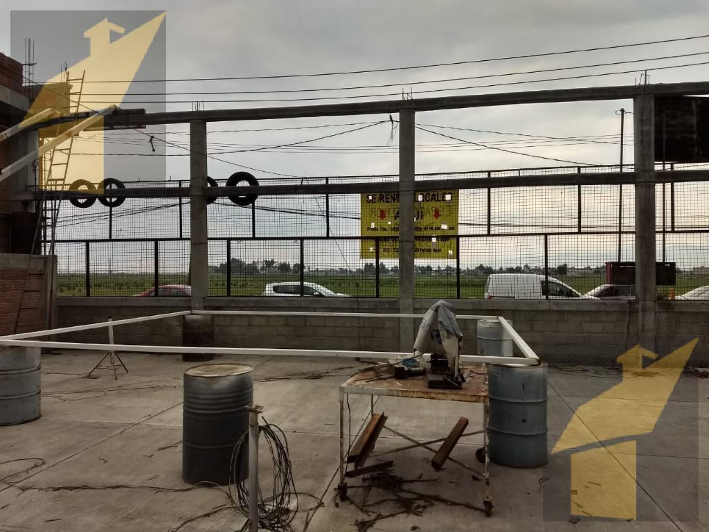 Foto Bodega de guardado en Venta   Renta en  El Cerrillo Vista Hermosa,  Toluca  El Cerrillo Vista Hermosa
