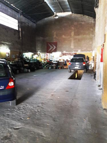 Foto Local en Venta en  San Martin,  Cordoba  INVERSION SEGURA    GALPON! B° SAN MARTIN - 266 M2 CUB - TERRENO 192 M 2 - PATRON C1