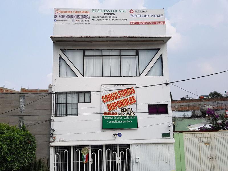 Foto Edificio Comercial en Renta en  Jardines de Santa Mónica,  Tlalnepantla de Baz  Tlalnepantla  Santa Mónica Consultorios en Renta