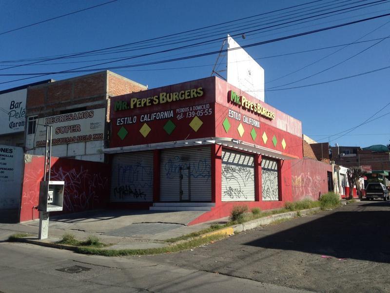 Foto Local en Renta en  Fraccionamiento Rodolfo Landeros Gallegos,  Aguascalientes  M&C RENTA LOCAL EN EXCELENTE UBICACION AL ORIENTE