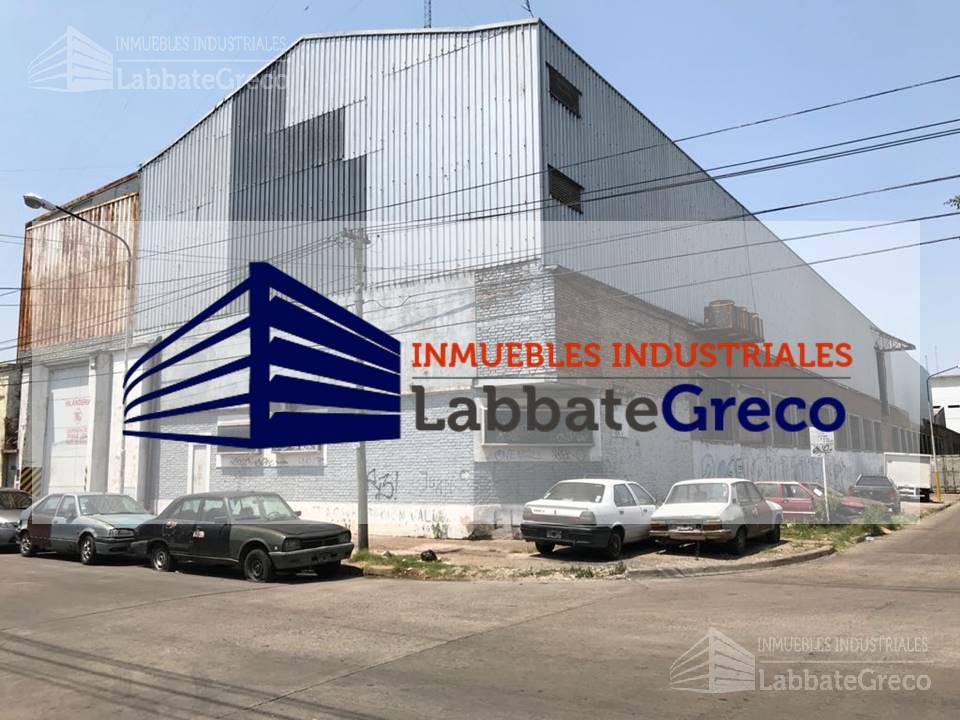 Foto Nave Industrial en Venta en  Ciudadela,  Tres De Febrero  Roca al 3200