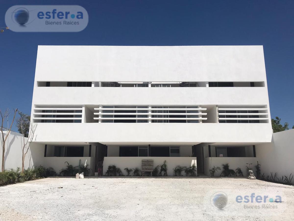 Foto Departamento en Renta en  Montes de Ame,  Mérida  TALOA APARTMENTS, MONTES DE AME (Mod, Estudio)