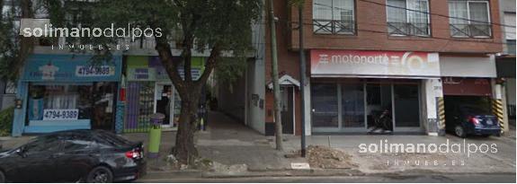 Foto Terreno en Alquiler en  Olivos-Vias/Rio,  Olivos  Av del Libertador al 2800
