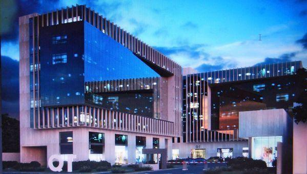 Foto Oficina en Venta en  Monterrey ,  Nuevo León  Oficina en Venta, Carretera Nacional Monterrey, Quadra Towers