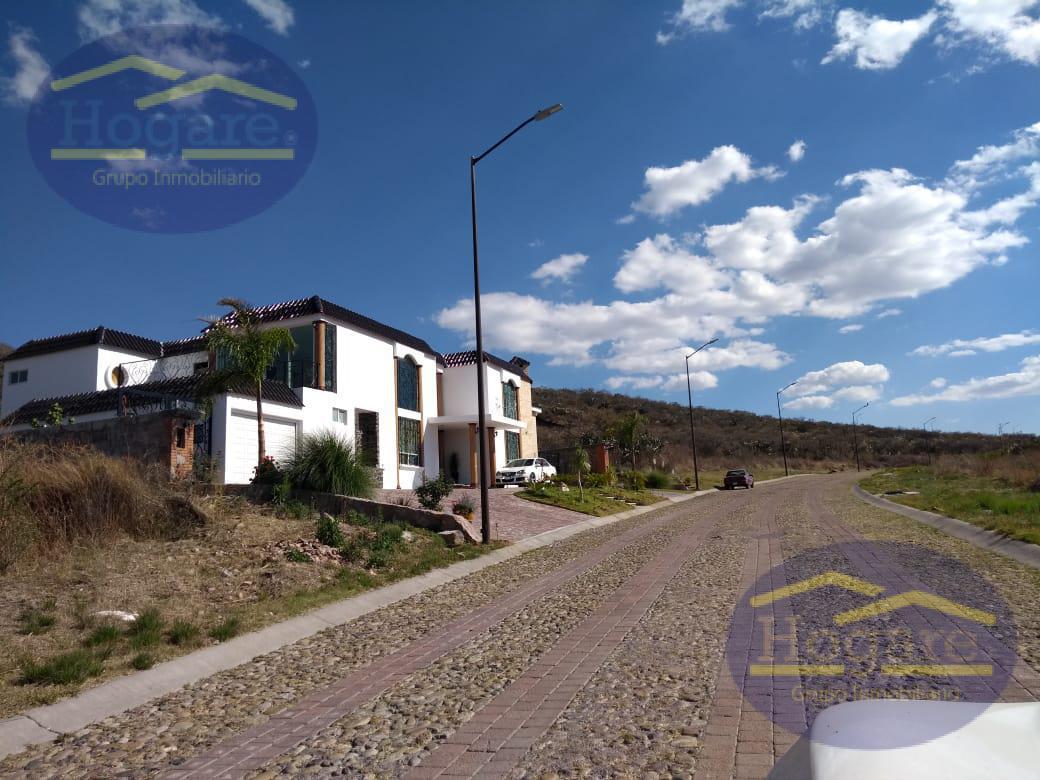 Excelente terreno en venta Fraccionamiento Valle de los Reyes Lagos de Moreno Jalisco