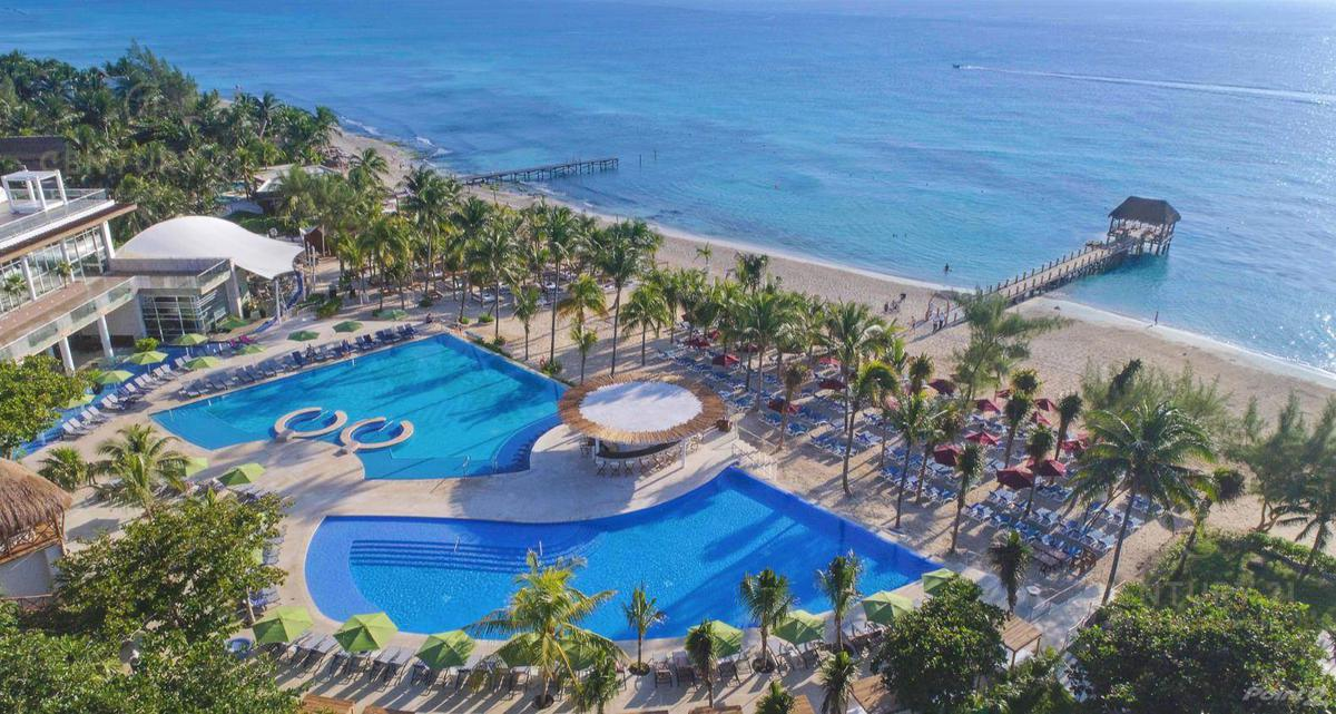 Foto Departamento en Venta en  Quintana Roo ,  Quintana Roo  Departamento de 1 habitación en HOTEL FRENTE AL MAR ALL INCLUSIVE!! THE FIVES P3253