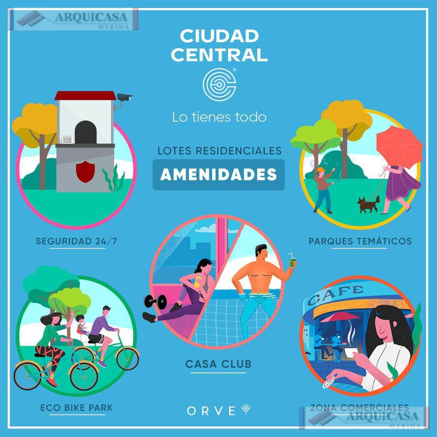 Foto Terreno en Venta en  Mérida ,  Yucatán  LOTE EN VENTA CIUDAD CENTRAL