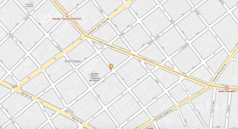 Foto Local en Venta en  Villa Crespo ,  Capital Federal          Luis María Drago al 300, CABA