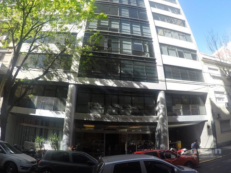 Foto Oficina en Alquiler en  Belgrano ,  Capital Federal  Ciudad de la paz 1900, Piso 11