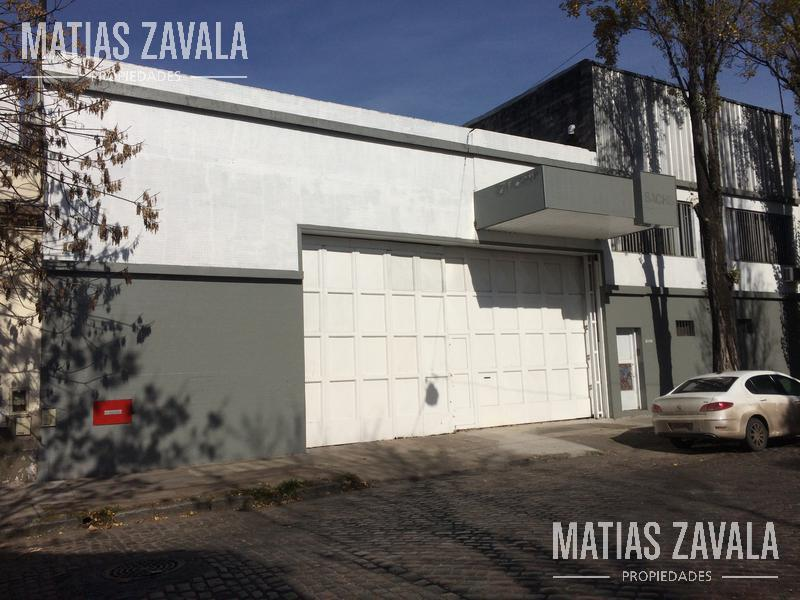 Foto Galpón en Venta en  Barracas ,  Capital Federal  Villarino al 2300