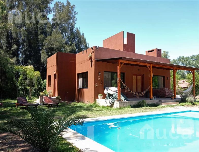 Foto Casa en Alquiler temporario en  Escobar ,  G.B.A. Zona Norte  ALQUILER DE VERANO | CASA Nueva con Jardin y Pileta | Mermoz y Groenlandia - Las Chacras