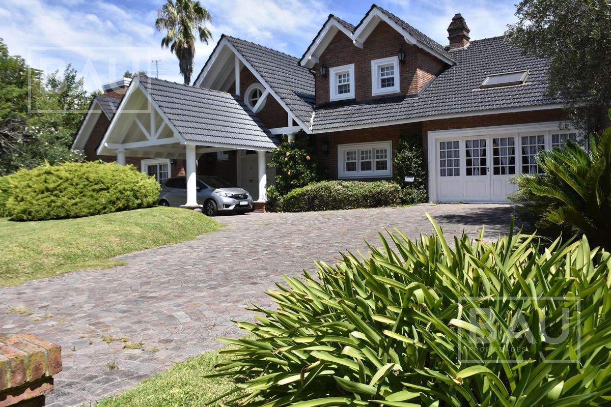 Foto Casa en Venta en  San Diego C.C,  Countries/B.Cerrado (Moreno)  Impecable Propiedad Clásica San Diego C.C.