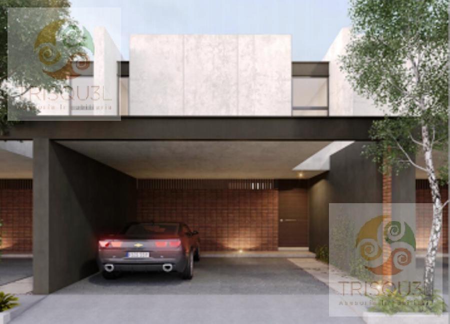 Foto Casa en condominio en Venta en  Temozon Norte,  Mérida  City house Townhouse en venta Temozon Norte