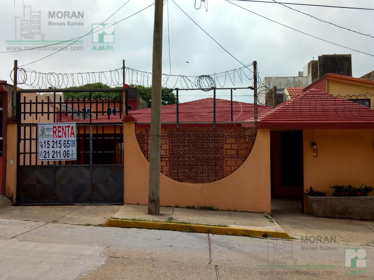 Foto Casa en Renta en  Vistalmar,  Coatzacoalcos  Ignacio Ramírez No. 9 colonia Vistalmar, Coatzacoalcos, Veracruz