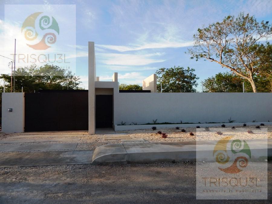 Foto Casa en Venta en  Pueblo Temozon Norte,  Mérida  Casa Venta Una Planta Temozón (Hamacas) Mérida Yucatán
